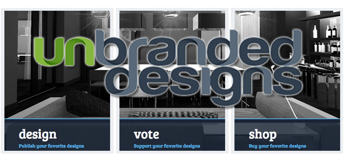 Featured slide for Unbranded Designs Lean Startup Challenge Winner