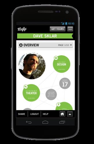 vizify mobile