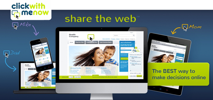 Featured slide for Click With Me Now post-DEMO