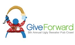 Slide image for GiveForward Ugly Sweater Pub Crawl