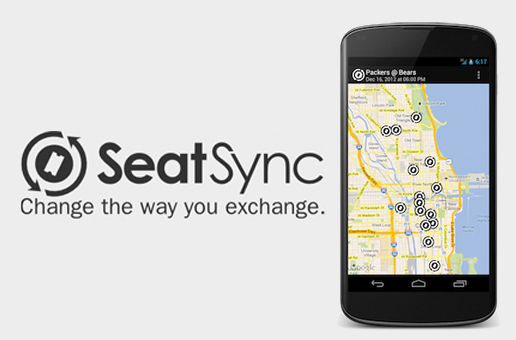 Slide image for SeatSync's Android Launch