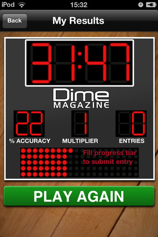 DIME Magazine Memory Matches 2