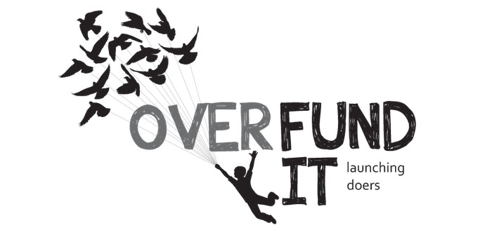 Featured slide for OverFundIt