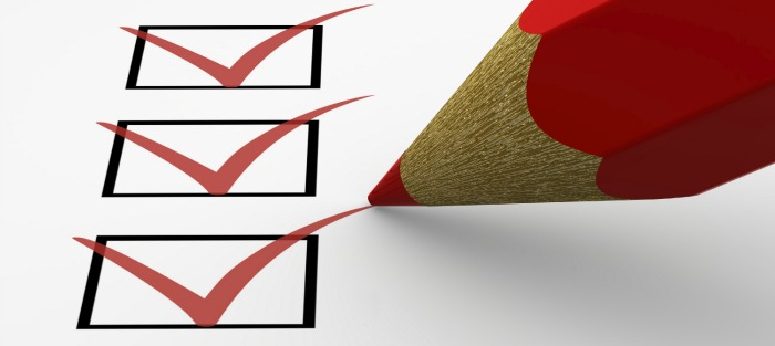 entrepreneurs checklist