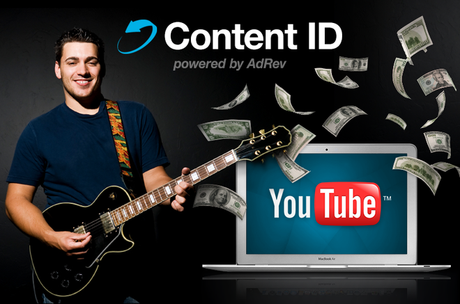 ContentID YouTube Monetization
