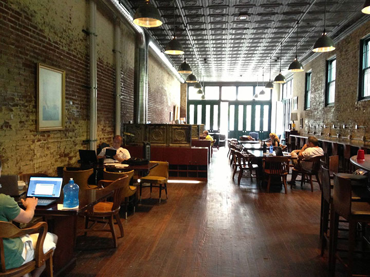 The Rise Of Coworking Spaces
