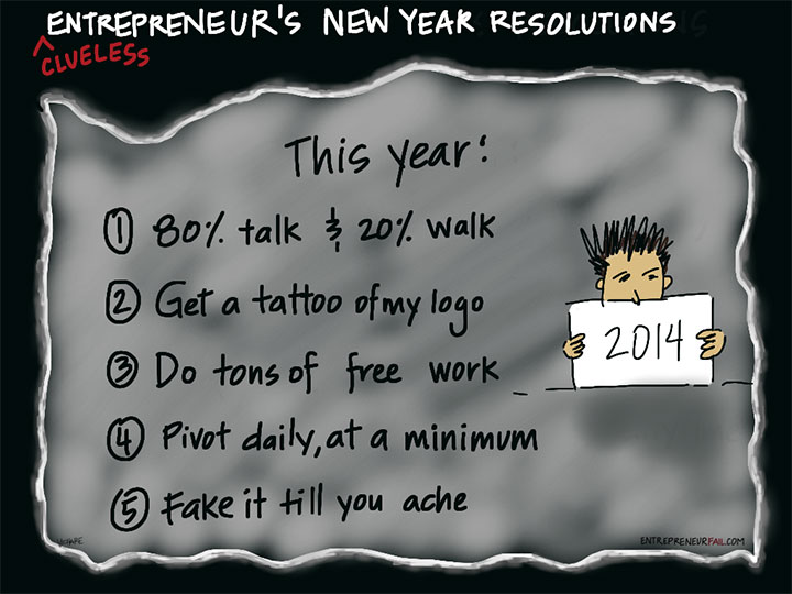 #entrepreneurfail - http://www.entrepreneurfail.com