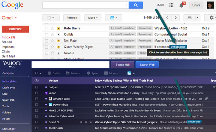 How To: Organize A Cluttered Inbox With RemoveMe - Techli