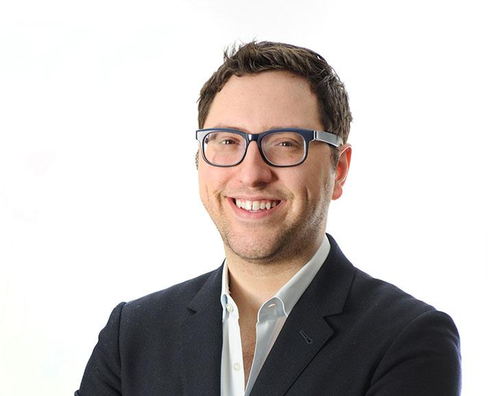 Headshot of David Karandish, founder of Jane.ai