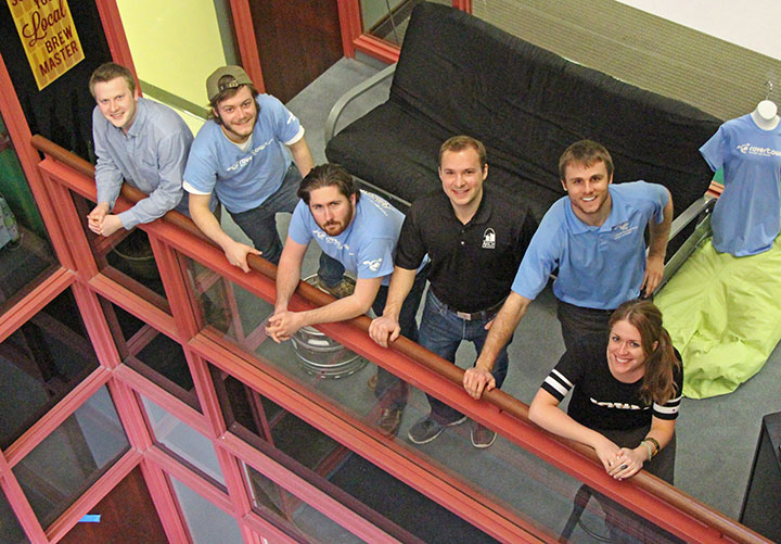 The RoverTown St. Louis Team