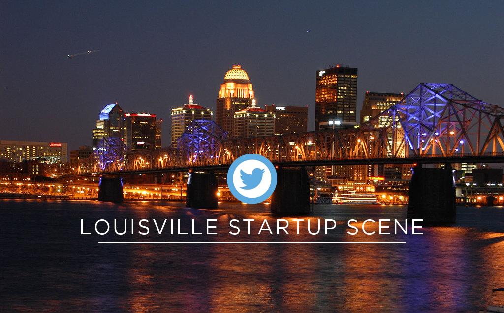The Louisville Startup Scene on Twitter