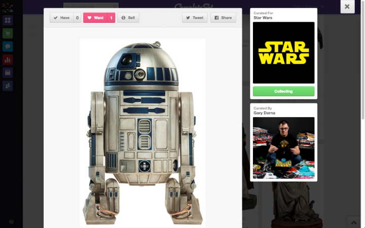 CompleteSet Product Page R2D2