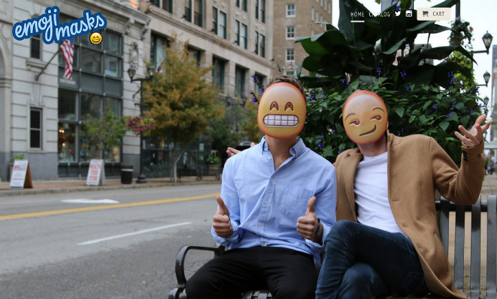 NeedWant Launches Emoji Masks - Techli
