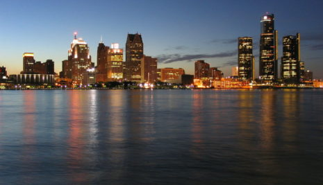 Tech for good is starting to get serious investment and Detroit is its home