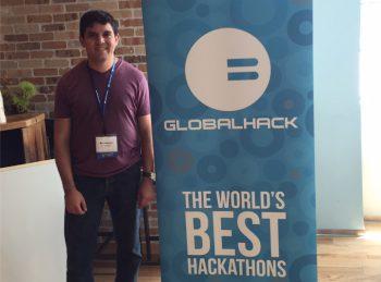GlobalHack Executive Director Matt Menietti