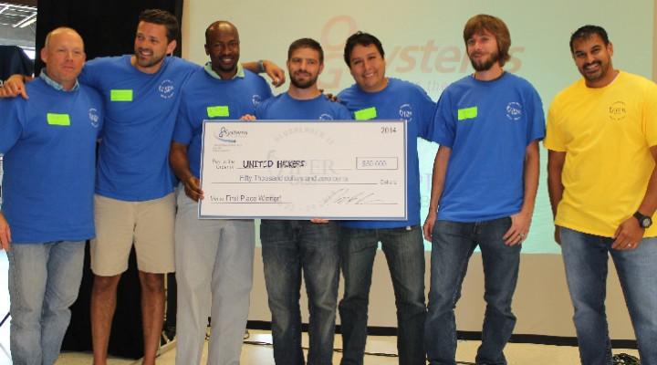 GlobalHack II Winners, 'United Hackers'