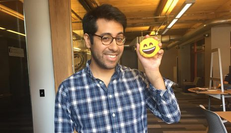 STL Startup Throwboy Has An Emoji Pillow For You