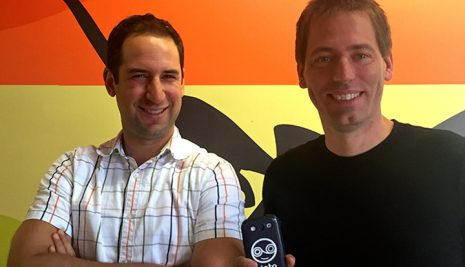 Roberto Garcia and Nate Merrick on Listo