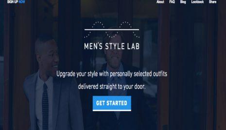 Men's Style Lab Raises $1.1 Million; Helps Men Look Sharp