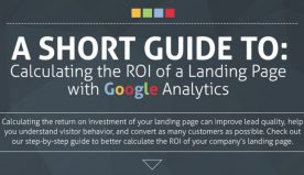 Calculating The ROI Of A Landing Page [INFORGRAPHIC]