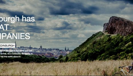 Putting Edinburgh Tech Scene on the World Map