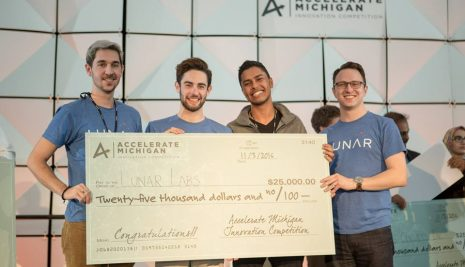 Over $1M in prizes await startups in Accelerate Michigan Innovation Competition