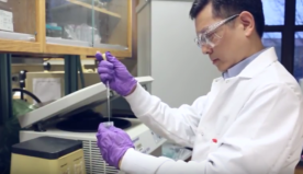Alternative cancer treatment startup wins top prize in New Venture competition