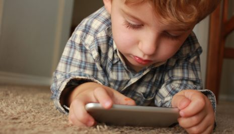 Why a child's ATTITUDE towards screens is more important than TIME spent using them