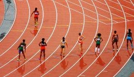 US Runners Go For The Glitter