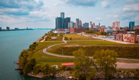 Why this billionaire believes millennials will be drawn to Detroit's entrepreneur scene