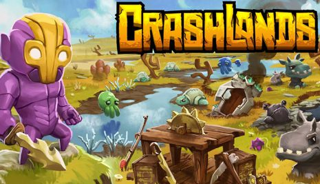 Butterscotch Shenanigans: Crashlands Crash Lands!