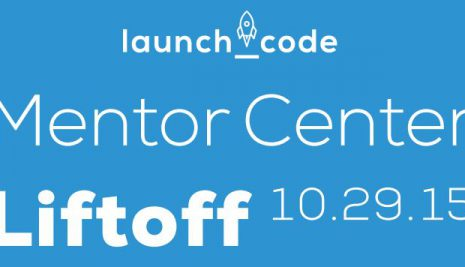 Jim McKelvey talks about LaunchCode's new Mentor Center