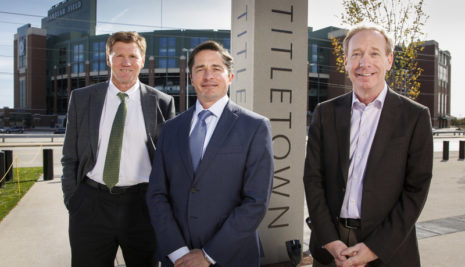 Microsoft's TechSpark, Green Bay Packers partnership revitalizes Midwest entrepreneurship