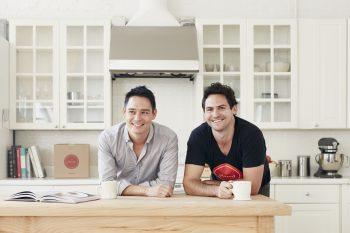 Plated Founders, Josh Hix  and Nick Taranto.
