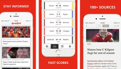 Mobile: Sports Feed App Shares More On Its Early Success